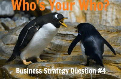 Business Strategy Question 4: Who Is Your Ideal Client?