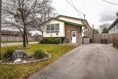 1. 131 Highridge Avenue Hamilton - Front View
