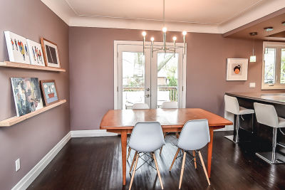 12. 129 Howard Ave - Dining Room