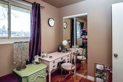 16. 131 Highridge Avenue Hamilton - Bedroom C View