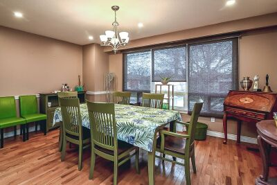 3. 131 Highridge Avenue Hamilton - Living Room View