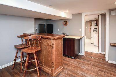 31. 75 Magill Street Hamilton - Rec Room View