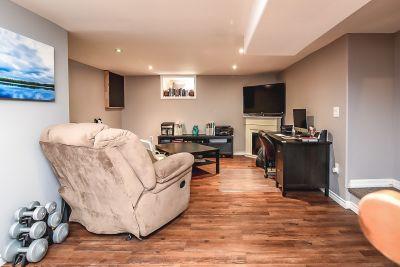 32. 75 Magill Street Hamilton - Rec Room Overview