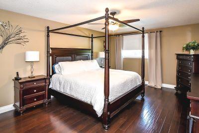 Master Bedroom - 990 Upper Kenilworth Avenue Hamilton East Mountain