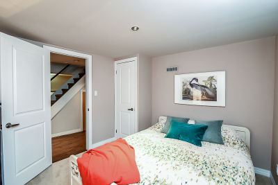 34. 129 Howard Ave - Lower Bedroom
