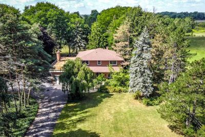 49. 1242 Fiddlers Green Road - Aerial (13)