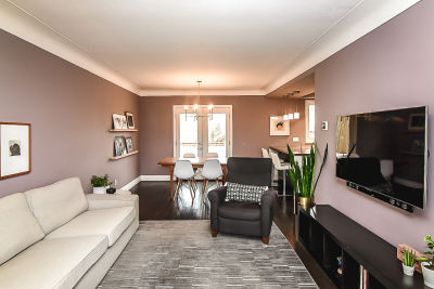 5. 129 Howard Ave - Living Room 1