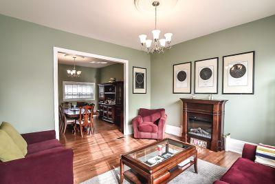 6. 75 Magill Street Hamilton - Living Room 1