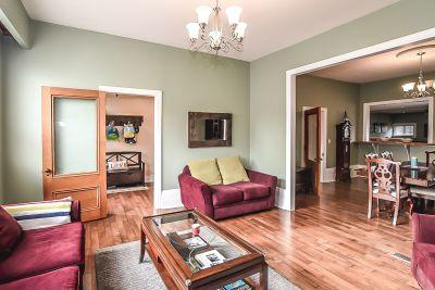 7. 75 Magill Street Hamilton - Living Room Overview