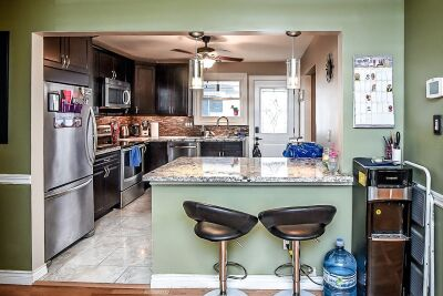 8. 131 Highridge Avenue Hamilton - Kitchen Overview