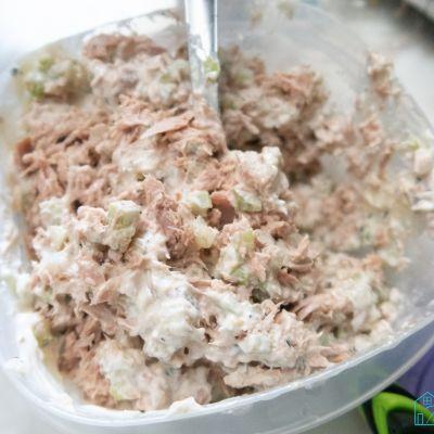 Super Lazy Keto-Friendly Tuna Salad
