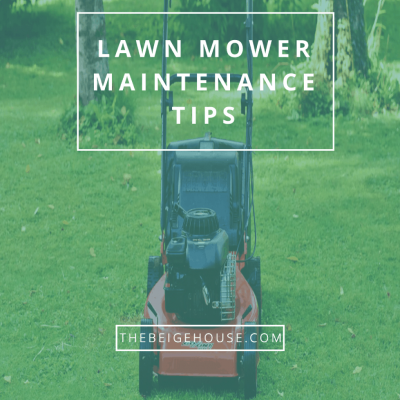 Best Lawn Mower Maintenance Tips