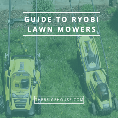 Upgrading Our Lawn Mower (a 2019 Guide to Ryobi Lawn Mowers)