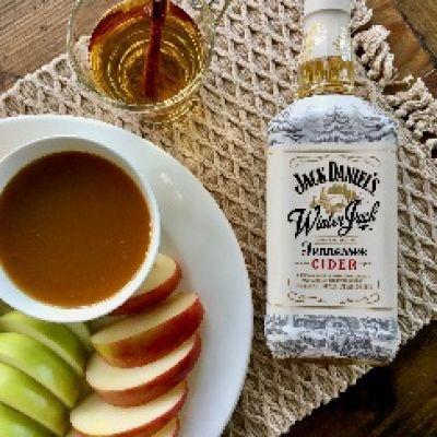 Winter Jack Caramel Sauce