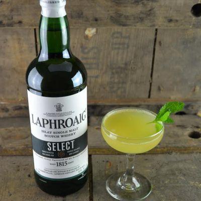 Last Laph Cocktail