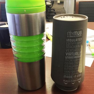 MyMUG: The smartest little mug for your home decor