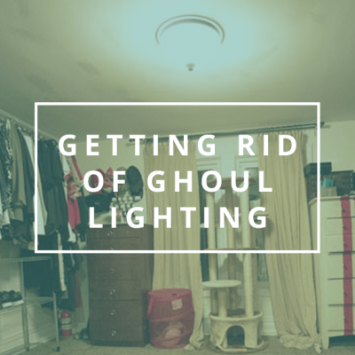 Getting Rid of Ghoul Lighting