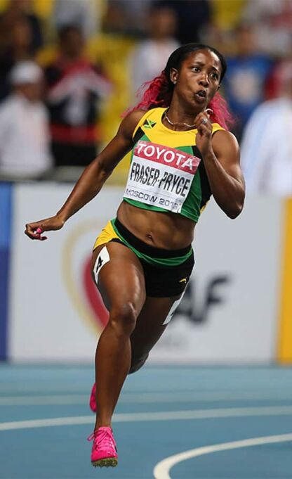 greatest female sprinter of all time