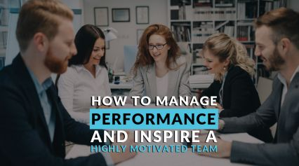 How to manage performance and inspire a highly motivated team - Organising Works in Brisbane, AU