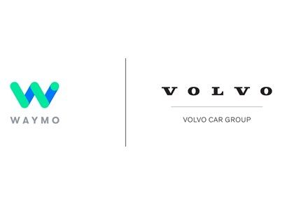 Volvo and Waymo working on electric ride hailing service