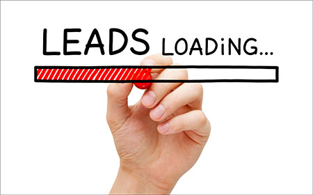 marketing myths exposed by progress bar showing leads being generated