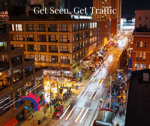 Get Seen, Get Traffic Part 1: Borrow An Audience