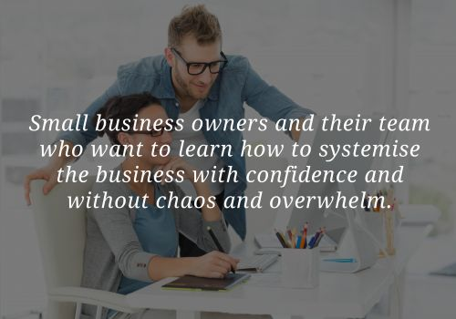 Business Systems Made Simple