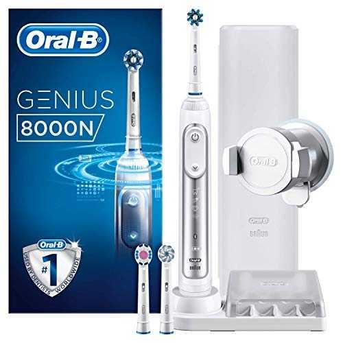 Cepillo Eléctrico Oral-B 8000N