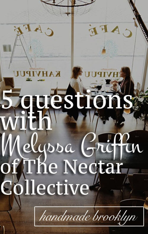 melyssa griffin interview
