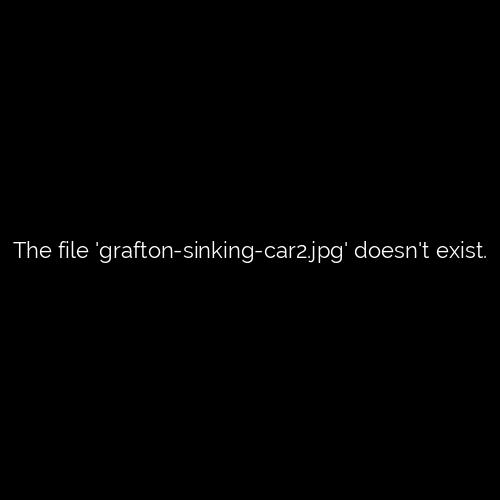 Quick-Thinking Grafton Man Pulls Woman From Sinking Car 1