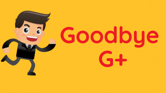 Google plus shut down - WebGlobals
