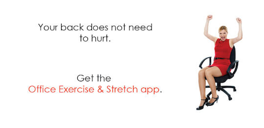 Office Exercise & Stretch android mobile app