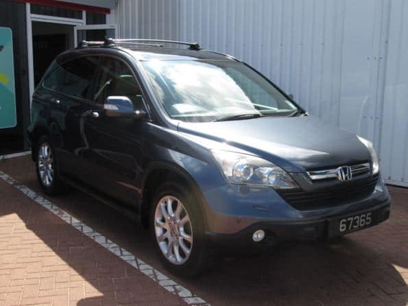 Honda CRV EX 2.0