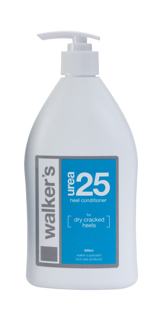 Walkers Urea 25% is available at Dynamic Podiatry