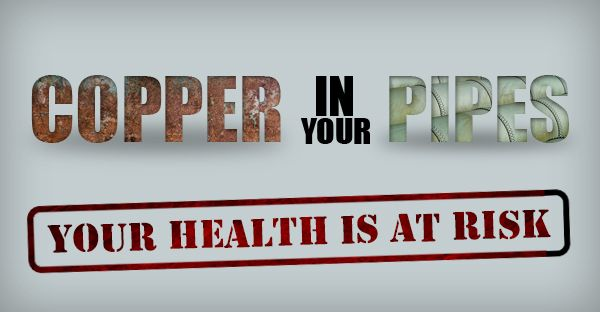 health-risk-of-copper-in-drinking-water