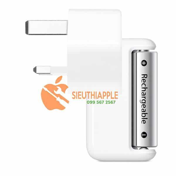 Sạc pin Apple Battery Charger MC500ZP/A kit đi kèm với một bộ sạc kiểu nhỏ gọn đẹp mắt