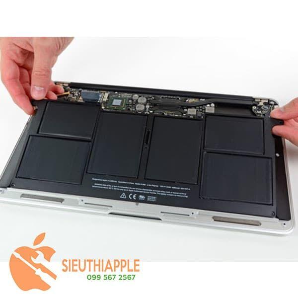 pin macbook air a1406