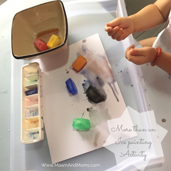Sensory activity toddler