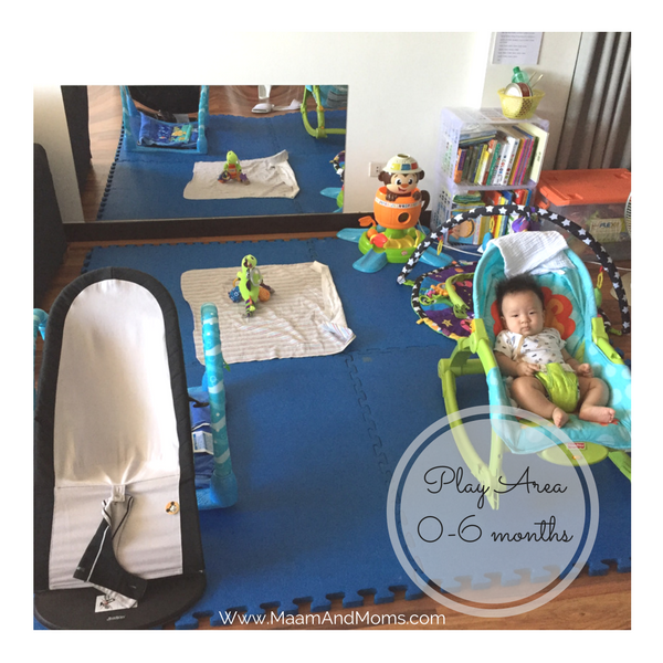 Play Area 0-6 months