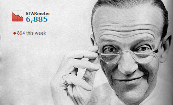 Actor Websites How Mister Astaire Moved Up In One
