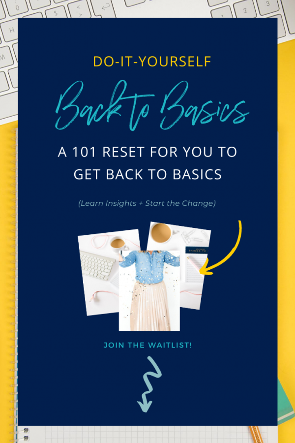Back to Basics Course | Natalie Campbell