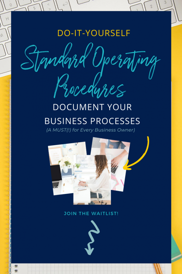 Standard Operating Procedures Course | Natalie Campbell