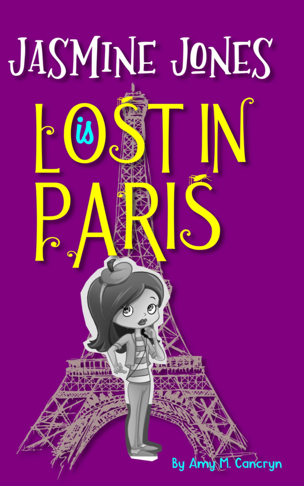 Jasmine Jones is Lost in Paris 1