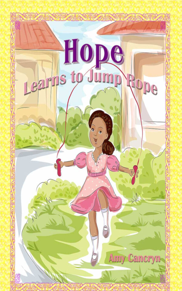 Hope Learns To Jump Rope 5