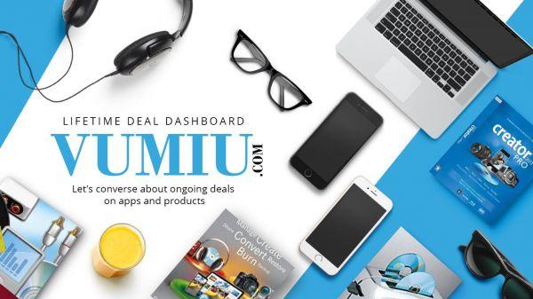 Active Lifetime Deals – Vumiu Lifetime Deal Dashboard