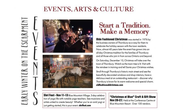 Events, Arts & Culture
