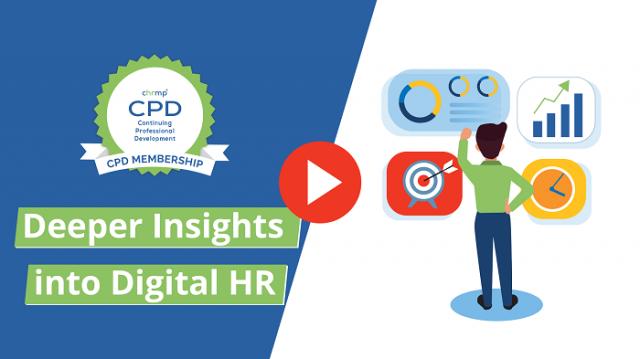 Deeper Insights into Digital HR