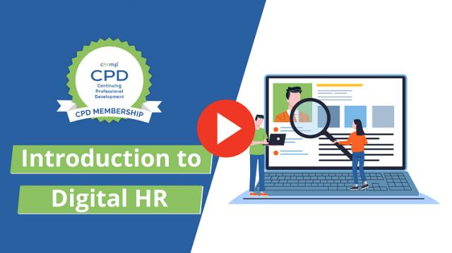 Introduction Digital HR