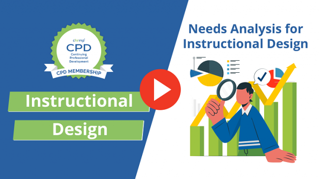 Needs analysis for Instructional design