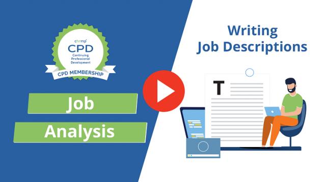 Writing Job Descriptions